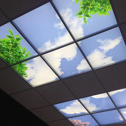 wolkenplafond-LED
