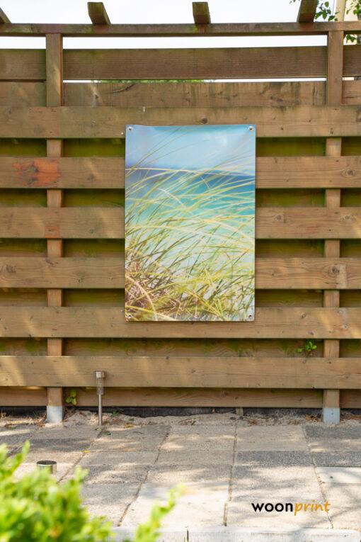 Tuinposter-Duingras-Strand
